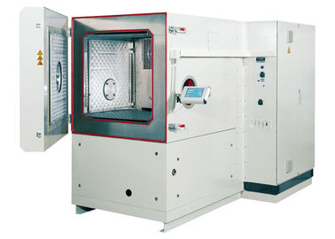 Low Pressure Altitude Simulation Chamber , Temperature Test Chamber Easy Maintenance